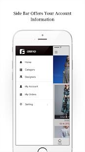 ORIFAD-Fashion Clothes,Bags - náhled
