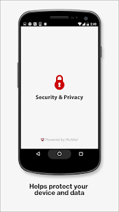 Security &  Privacy- screenshot thumbnail