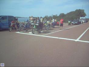Photo: Torsholmin lauttasataman tilannekuva /asfalttia