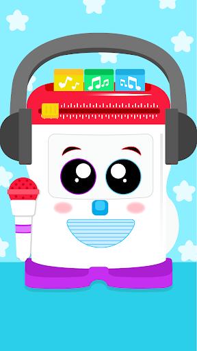 Baby Radio Toy. Capturas de pantalla del juego para niños 1
