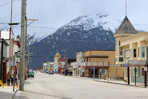 Skagway offers a host of outdoor activities as well as dining, museums and shopping.