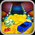 Casino Coin Pusher - Las Vegas icon