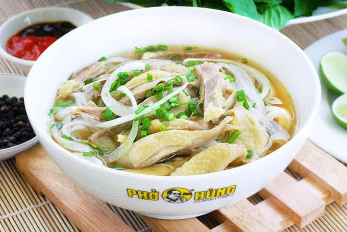Phở - Món ngon Hà Nội