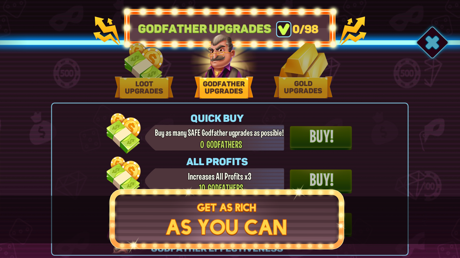 Magnate - Capitalist Manager- screenshot