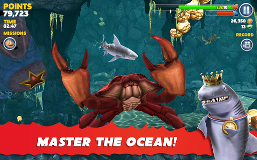 Hungry Shark Evolution 7.4.0 screenshots 24