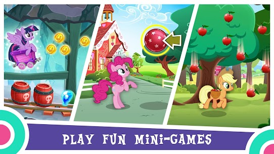 MY LITTLE PONY: Magic Princess Mod Apk Download For Android 4