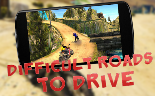 Speed Moto Bike Stunt Fast Race Simulation Game 3D - náhled