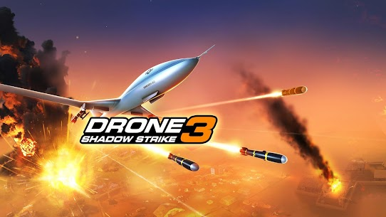 Drone : Shadow Strike 3 Apk Download For Android and Iphone 1
