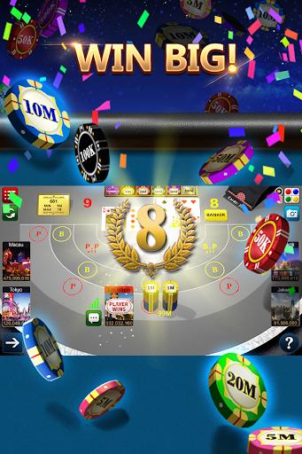 Dragon Ace Casino - Baccarat 1.1.0 screenshots 2