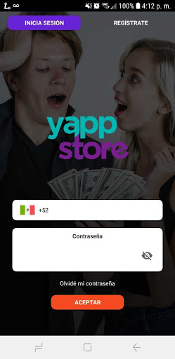 Yapp Store screenshot 1