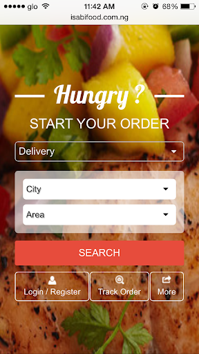 iSabiFood - Food Ordering for PC