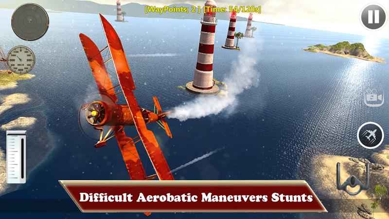 Download Real Flight Airplane Simulator 2019 Cheat APK MOD