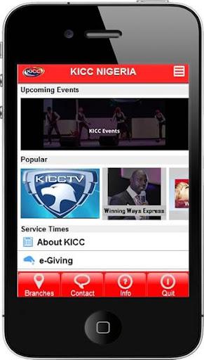KICC Nigeria 1.0 screenshots 1