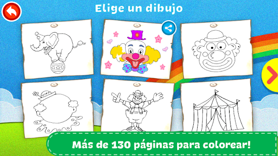 Colorear y Pintar para Niños - Aplicaciones en Google Play