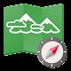 ヤマレコMAP - 登山・ハイキング用GPS地図アプリ Android apk