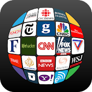 Quick World News - Breaking US & Top News App  Icon