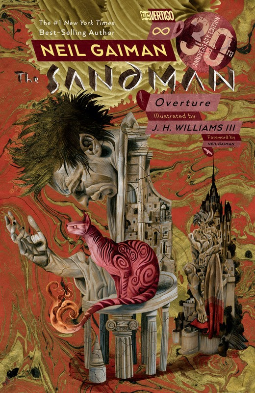 The Sandman: Overture: 30th Anniversary Edition (2019)