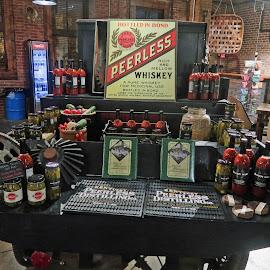Late night in Louisville by JERry RYan - Food & Drink Alcohol & Drinks ( peerless, distillery, louisville, kentucky, whiskey )