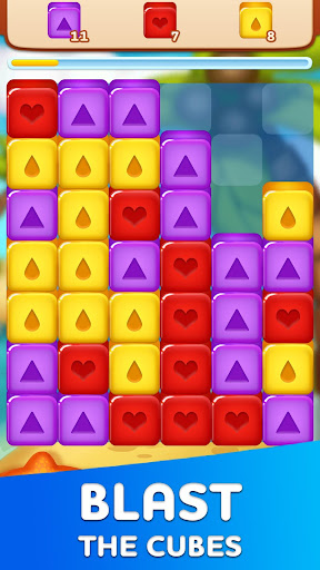 Pop Breaker: Blast all Cubes apkmartins screenshots 1