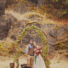 Wedding photographer Alena Sinenko (Ariena). Photo of 21.10.2015