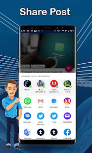 Download Amazing News with Weather For PC Windows and Mac apk screenshot 6