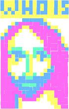 Photo: Pixel Post-It Note Jesus