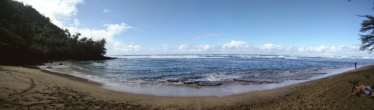 Photo: Ke'e Beach