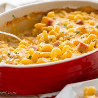 Ham Macaroni & Cheese