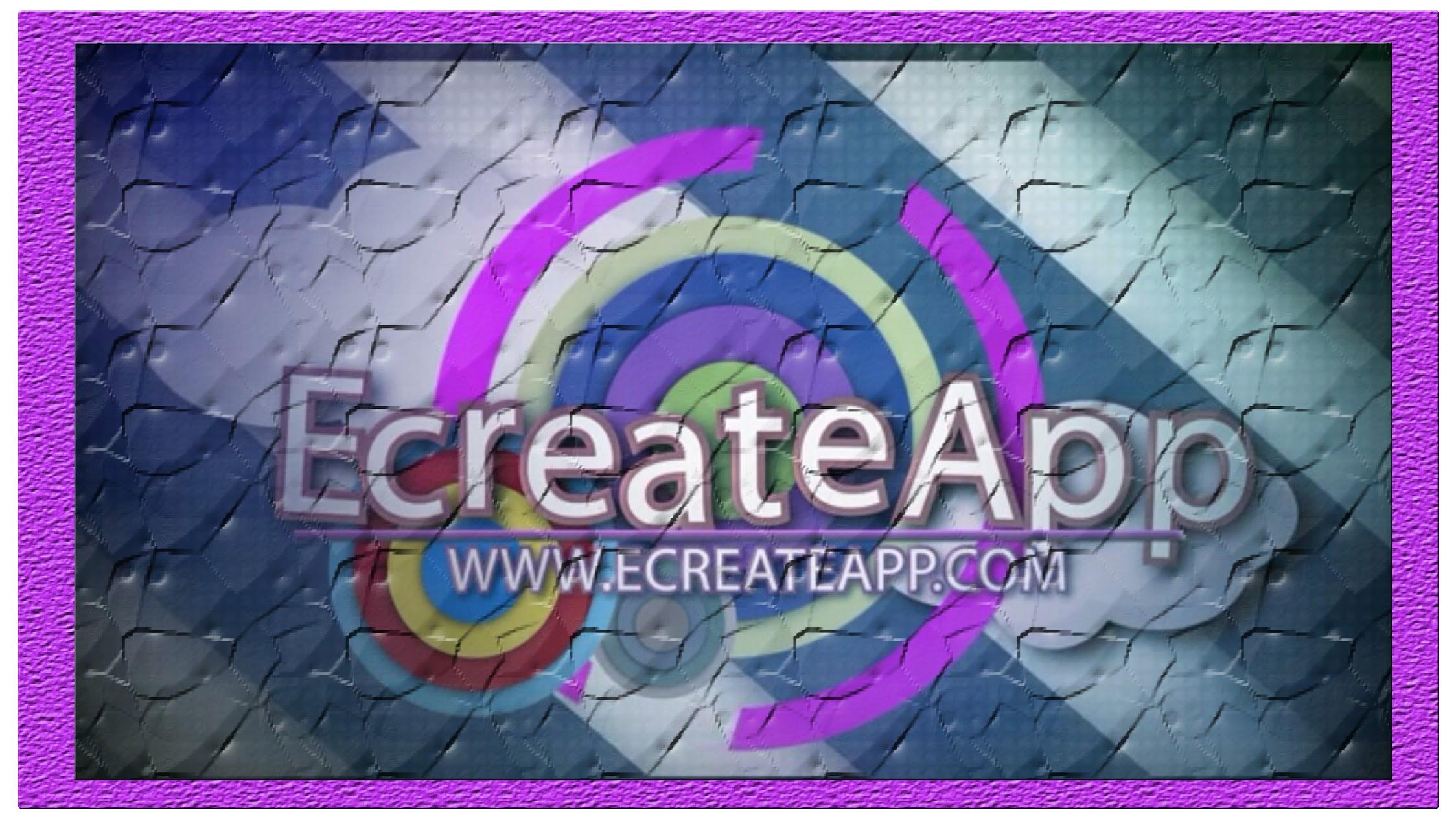 eCreateApp