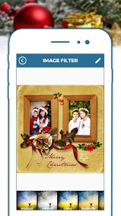 New Year Holiday Photo Frames - náhled