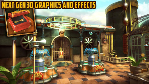 Escape Machine City: Airborne 1.07 screenshots 18