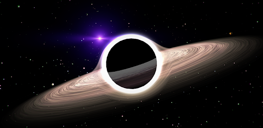 VR Black Hole game for Android screenshot
