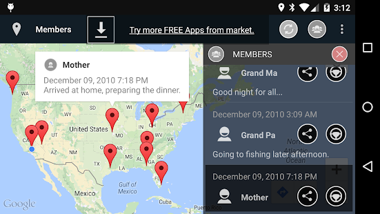 Family Finder- screenshot thumbnail