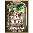 Appalachian Trail Blaze Organic Brown Ale
