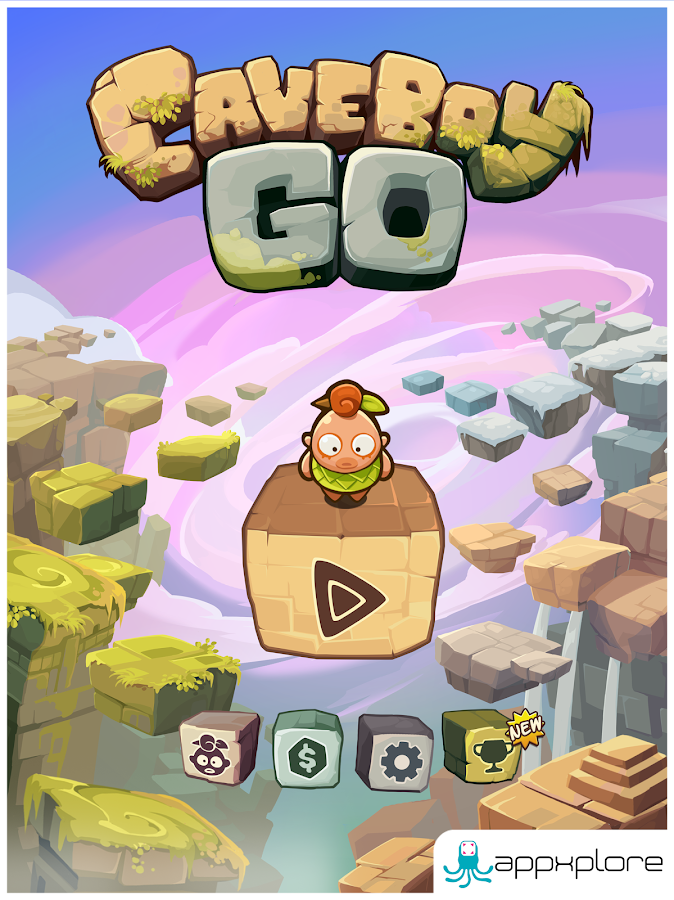 Caveboy GO- screenshot