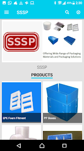 SSSP - Sri Sai Speciality Packagings - náhled
