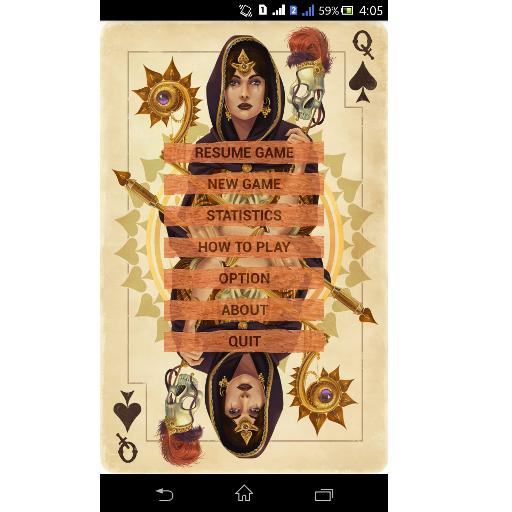 Hearts - The Spade Queen