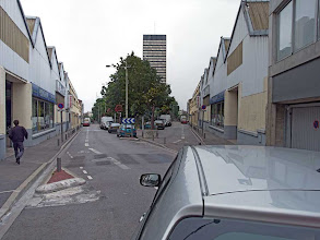 Photo: Rue Jules Ferry 4, Une issue?, 2007