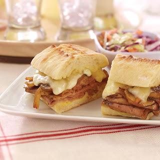 Roast Beef Sandwich On Ciabatta Bread Recipes.