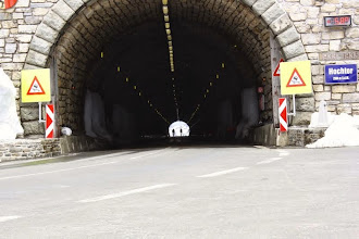 Photo: Einfahrt ins Hochtor.