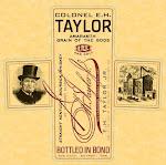 Colonel E.H. Taylor Bottled In Bond