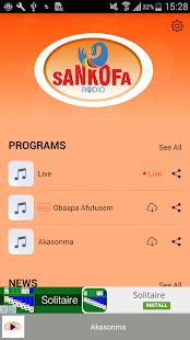 Sankofa Radio - náhled