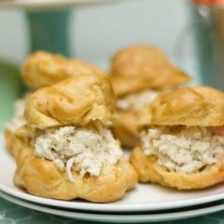 Trinidad Chicken Puffs.