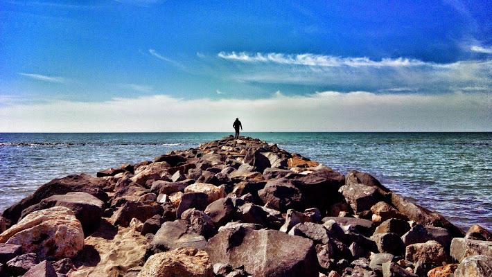 Pesca, solitudine, pace, silenzio di heaven1985k