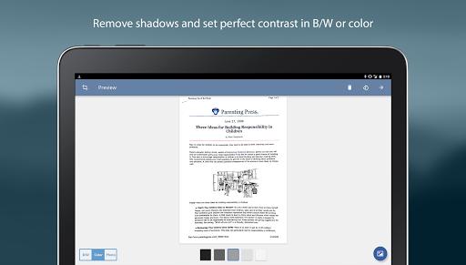 TurboScan: scan documents & receipts in PDF 1.5.1 screenshots 10