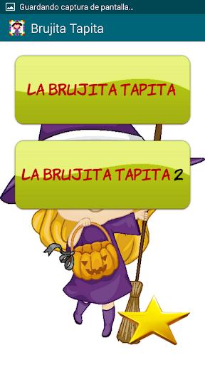 La Brujita Tapita Videos Niños