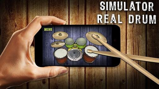 Simulator Real Drum
