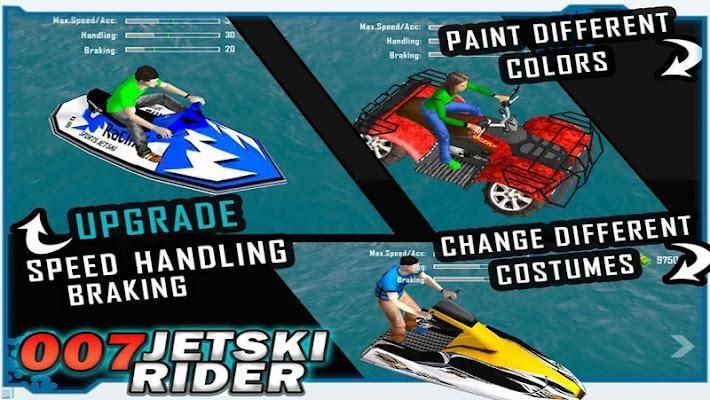 007 Jet Ski Rider -Jetski Ride - screenshot