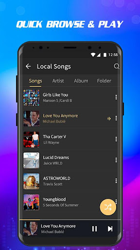 Free Offline Music Player