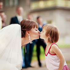 Wedding photographer Nastya Guz (Gooz). Photo of 18.09.2013